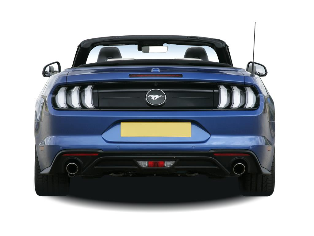 Ford Mustang Mustang Convertible 5.0 V8 Gt 2dr