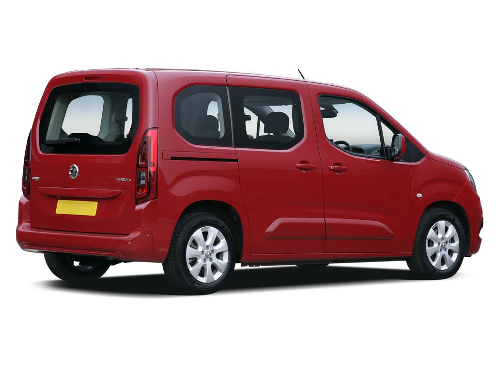 Vauxhall Combo Life Combo-e Life Electric Estate 100kw Se Xl 50kwh 5dr Auto [7seat] [11kwch]