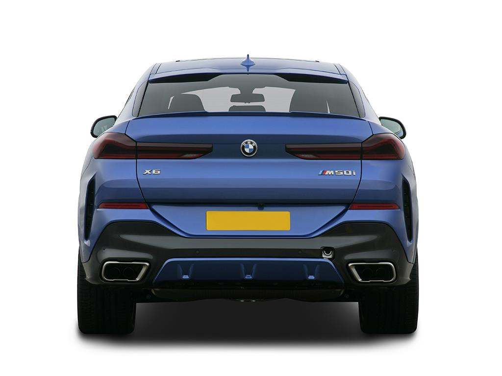 BMW X6 M X6 M Estate Special Editions Xdrive X6 M Competition First Ed 5dr Step Auto