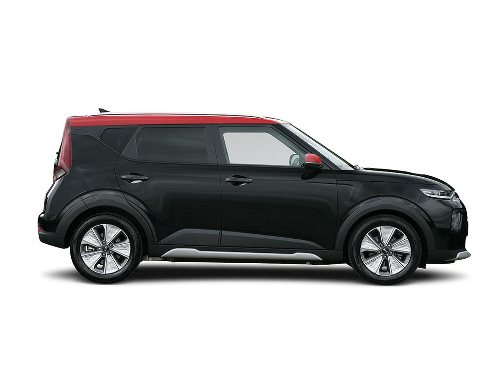 Kia Soul Soul Electric Hatchback 150kW First Edition 64kWh 5dr Auto
