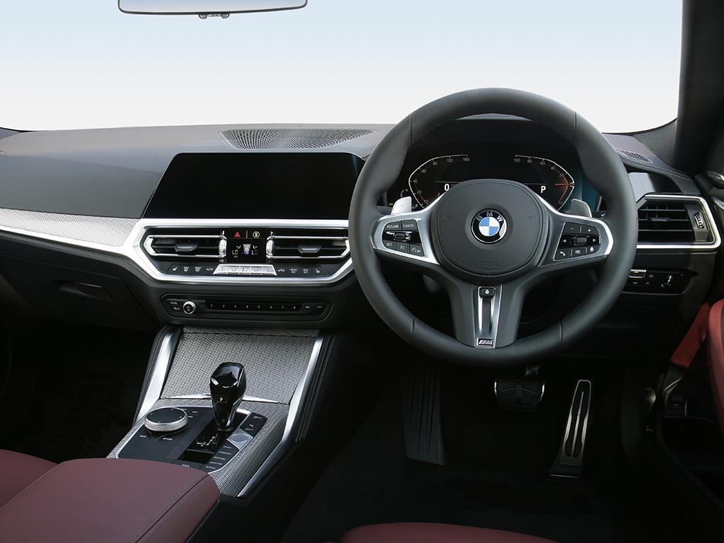 BMW 4 Series 4 Series Coupe 430i M Sport 2dr Step Auto [tech/pro Pack]